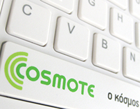 Making Headlines with Cosmote