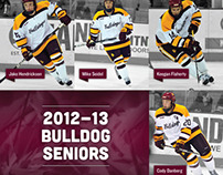 UMD Hockey | Media Guide & Football Postcard