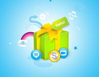 Skype :)