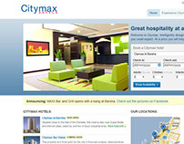 Redesigning Citymax Hotel's Online Bookings