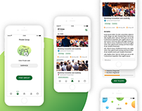 Dynamic Mobile App
