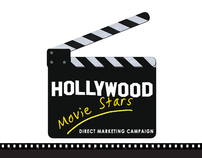 Direct Marketing Campaign - Hollywood Movie Stars