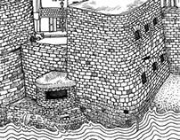 The Scroll of Portsmouth: The Illustrated Coastline