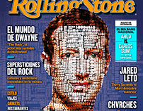 Mark Zuckerberg, illustration for RollingStone Magazine