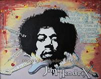 """"""" Jimi Hendrix 2012 """""""