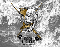 ROCK THE FLY