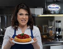 Philadelphia - Cheesecake al forno 2013