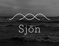 Brand concept for the restaurant Sjön