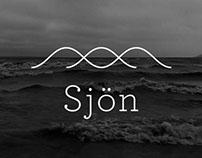 Brand concept for the restaurant Sjön