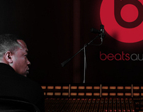 Beats By Dre Limited Edition - Dr Dre Photoshoot