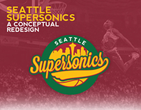 Seattle Supersonics: A Conceptual Redesign