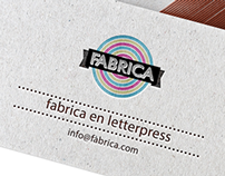 logo design for a letterpress company