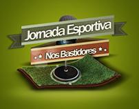 """Rádio Gazeta  """"Jornada Esportiva - Nos bastidores"""""""