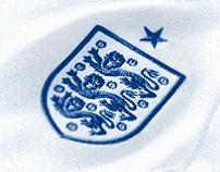 Nike - England FC Shirt Concepts