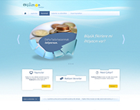 Ekşilimon Medya / Interface Design