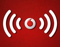 Vodafone İş Ortağım / Esnaf POS Cihazı Radyo