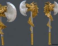 Everquest Weapons