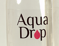 Aqua Drop: Packaging