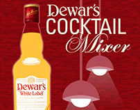Dewars Cocktail Mixer App