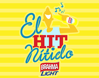 Brahma Light: Hit Nítido