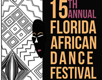 Florida African Dance Festival 2012