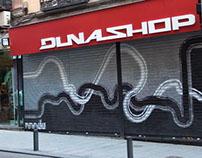 Graffiti para cierre de local comercial