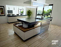 Modern Kitchen Design-Plus Modo