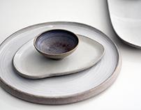 ANDRÁS set: Ceramics for everyday life