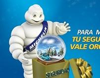 Spot Radio fin de año Michelin