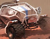 Mars Racers Challenge