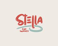 Free Stella Display Font