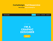 Carladesign - Personal Website