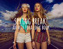 MTV FORA Spring Break-Lookbook