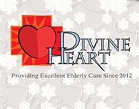 Divine Hear Logo & Stationary