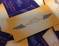 Live Mercury Branding