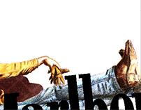 """Ilustración """"Giant cigarette"""""""