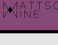Mattson Wine