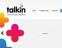 Talkin / Hotsite