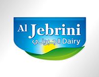 Al-Jebrini 200 gr Yogurt Packaging Design