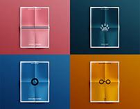 Minimalist / Posters Design