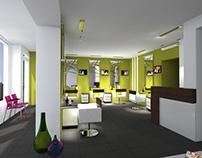 Interior Design BUBE STUDIO IN 1