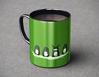 Ceramic Mug Mock-Up 2