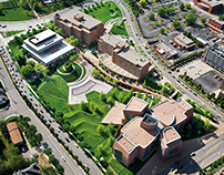 University of Cincinnati Ohio, University Commons