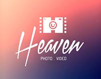 HEAVEN - Criação marca e papelaria