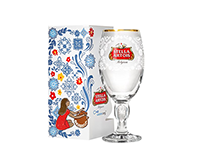 Artwork Stella Artois Limited-Edition Mexico Chalice