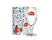 Artwork Stella Artois Limited-Edition Mexico Chalice