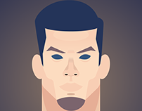 My vector avatar