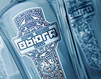 """Vodka """"Vyuga"""""""