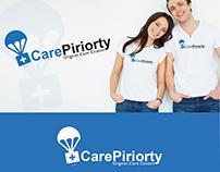 Care Piriorty | Logo Design