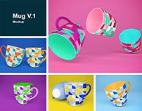 Mug V.1 Mockup